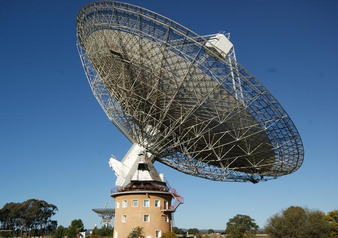 Parkes Radio Telescope Visitors Centre