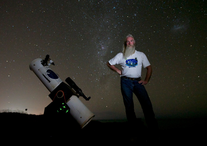 Greg Quicke's Astro Tours