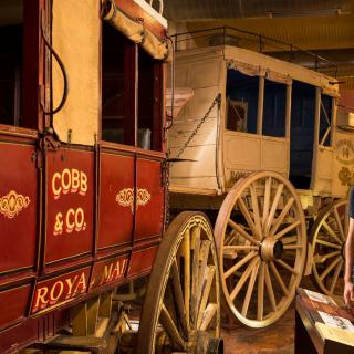 Cobb+Co Museum