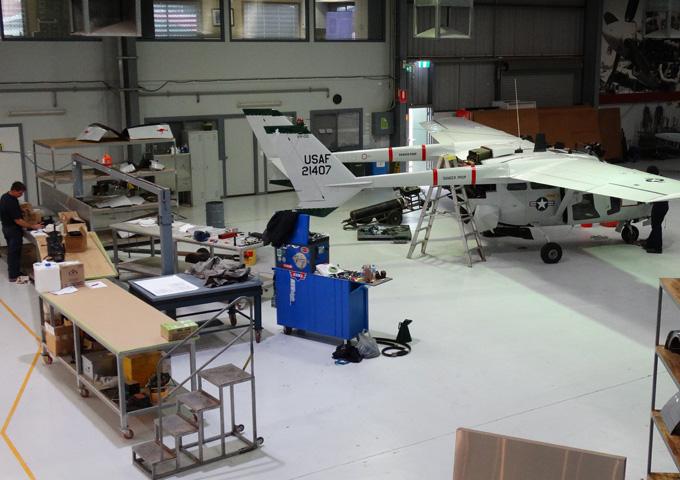 Science takes flight at Temora Aviation Museum