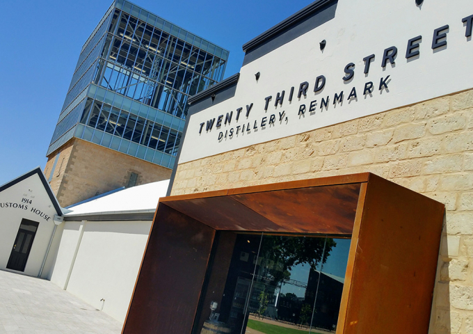 Twenty Third Street Distillery Tours