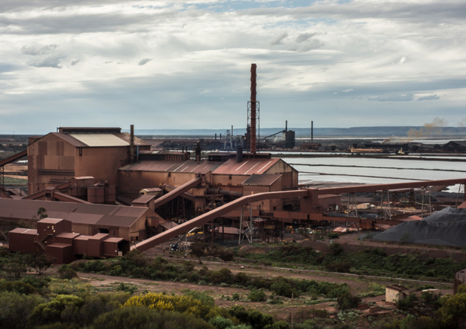 Whyalla Steelworks Tour