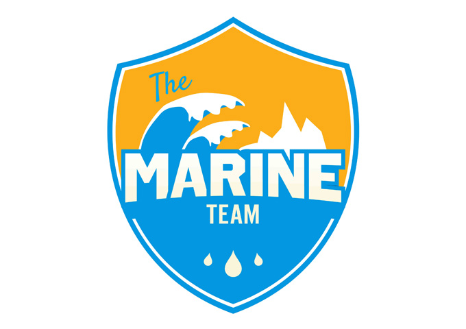 The Marine Team! Perform Education virtual incursions