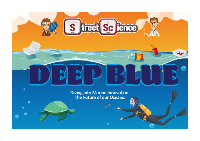Street Science: Deep Blue