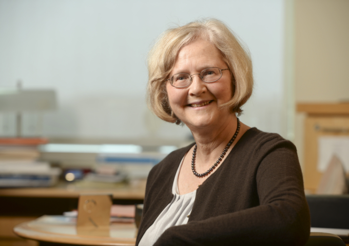 TAS: Meet Elizabeth Blackburn