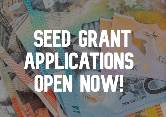 TAS: Seed grants for 2021 events now open