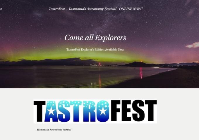 TAS: TastroFest seen world-wide