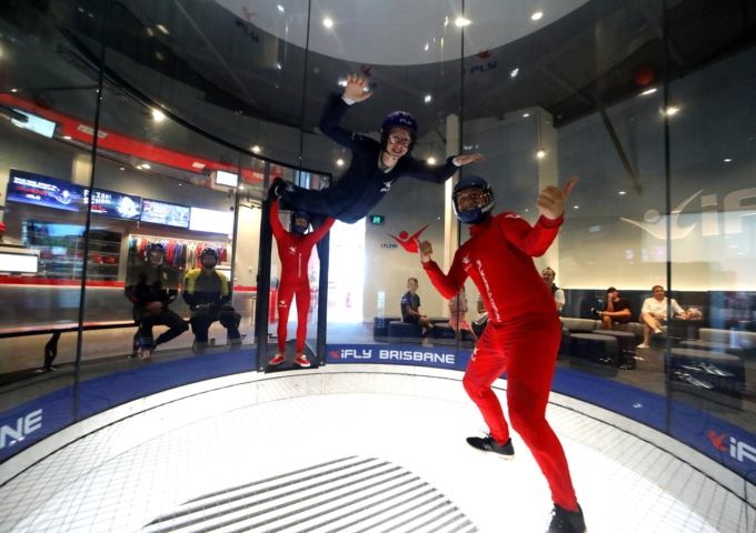 iFly – Discover the world of flight