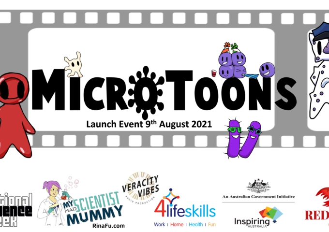 MicroToons Launch Event