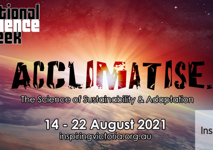 ACCLIMATISE: A festival exploring how we (and the planet) can adapt to a changing climate