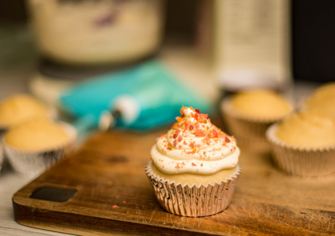 DIY Science: Popping Candy Cupcakes