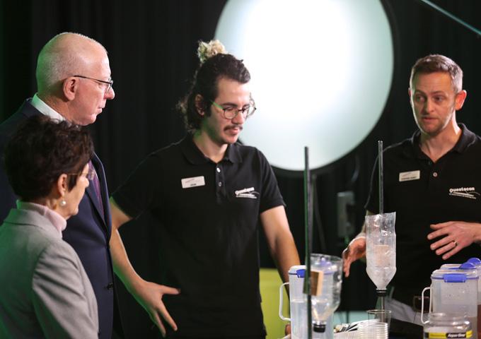 Governor General's Science Week Design Challenge – Activities