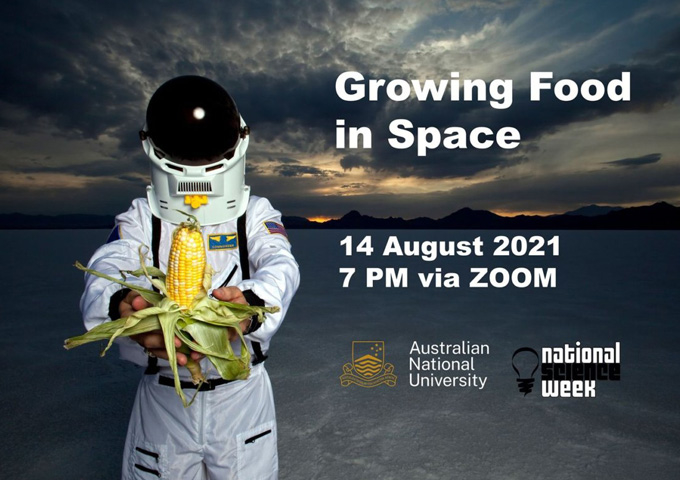 What's on this weekend for National Science Week?