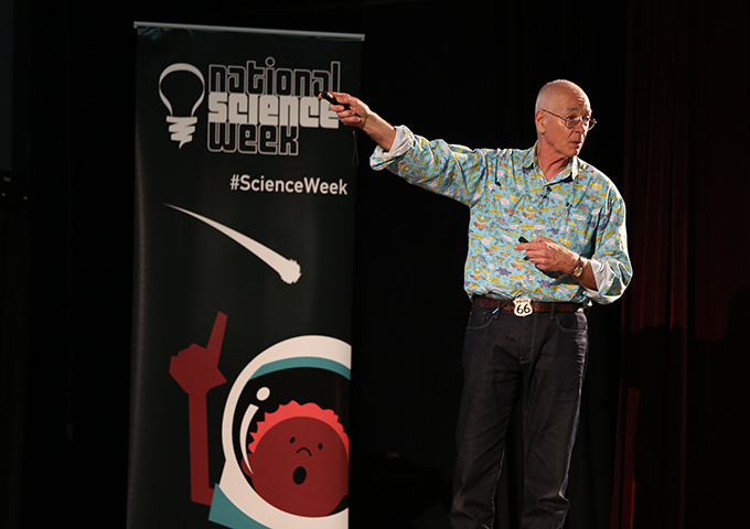Grants Available for National Science Week Events in 2022